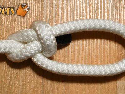 DIY: Tying A Bowline Knot