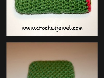 How to Crochet a Cell Phone Case Holder iPhone Smartphone