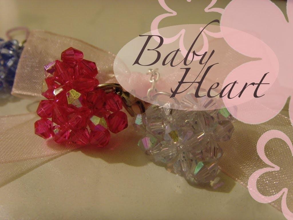 MeiIris' Beading 3D Baby Heart