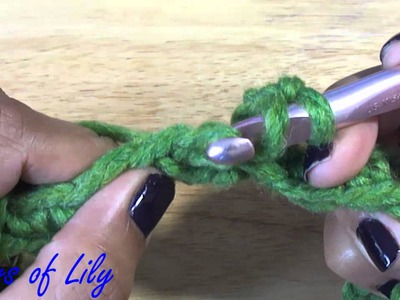 ♥43♥ Crochet Tutorial - Cowl Scarf Infinity