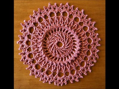 99 Little Doilies (to Crochet) by Patricia Kristoffersen