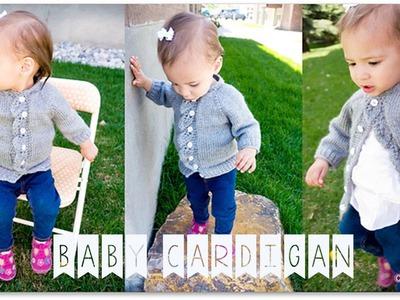 Baby Cardigan KNIT-ALONG!