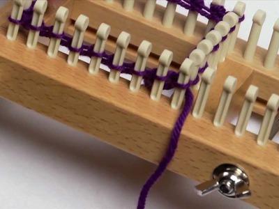 Basic Cast On - Single Knitting