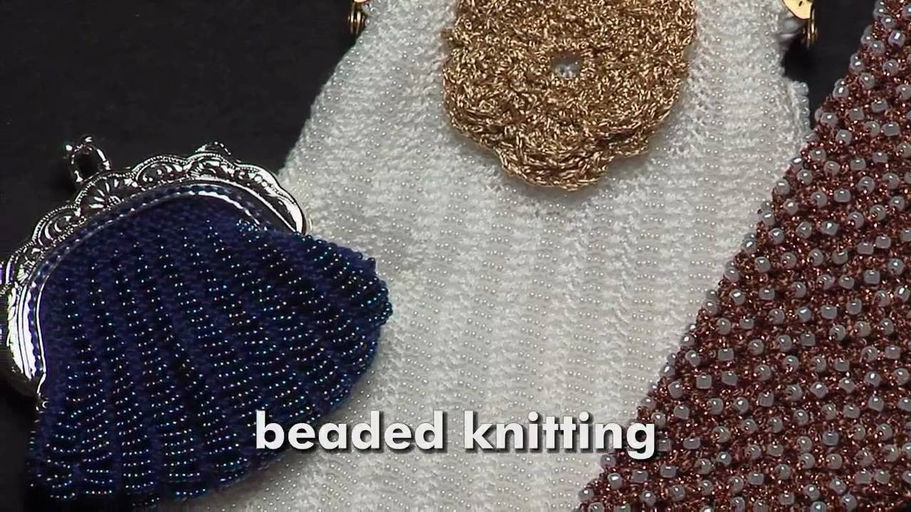 Bling Bling Knitting with Beads - lk2g-011
