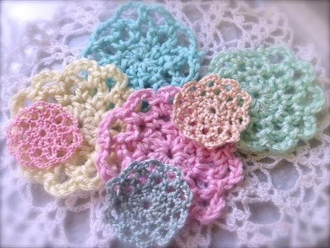 Cheap and Chic: Easy Mini Crochet Doily Tutorial