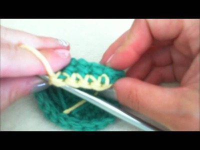 Color.Yarn Change When Crocheting in the Round