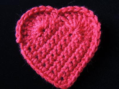 Corazon en Crochet.