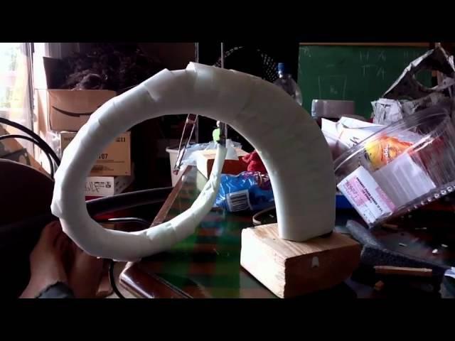 Craft Tutorial (Satyr Horns)
