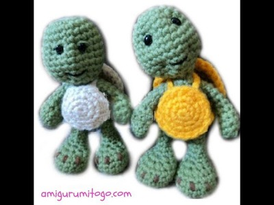Crochet Along and Make A Turtle (part one)