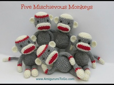 Crochet Along Sock Monkey