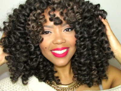 CROCHET BRAID WIG | FROM START TO FINISH! (MARLEY HAIR TAKE #2)