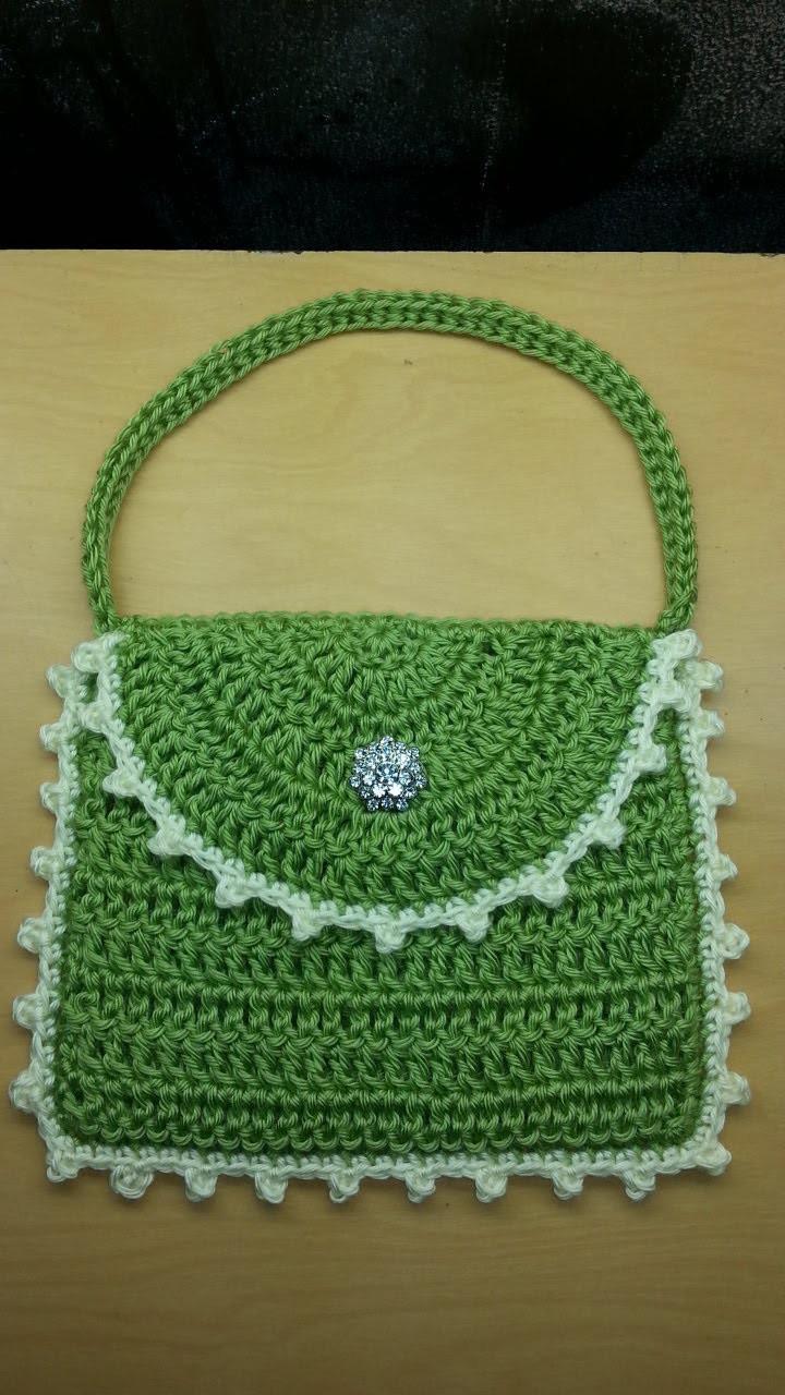 #Crochet #handbag #purse #TUTORIAL