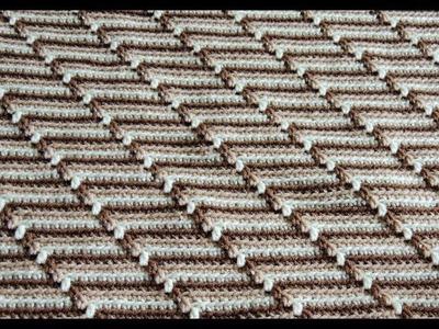 Crochet : Punto Maravilloso (Groovyghan)