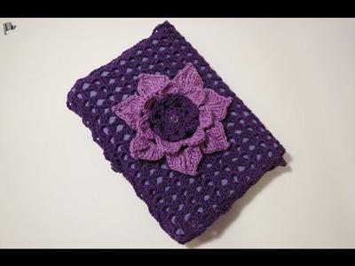 كروشيه غلاف للمصحف Crochet Mus7af Cover