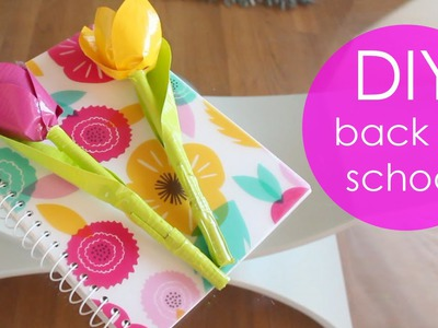 DIY- BACK TO SCHOOL PROJECTS!!!