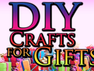 DIY Craft Ideas for Gifts