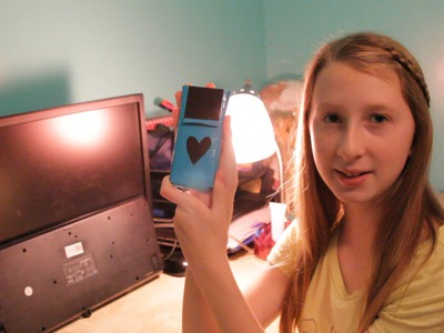 DIY Duct Tape Tutorial - Make an Easy Case. Sleeve for Your iPhone, iPod, or Smart Phone