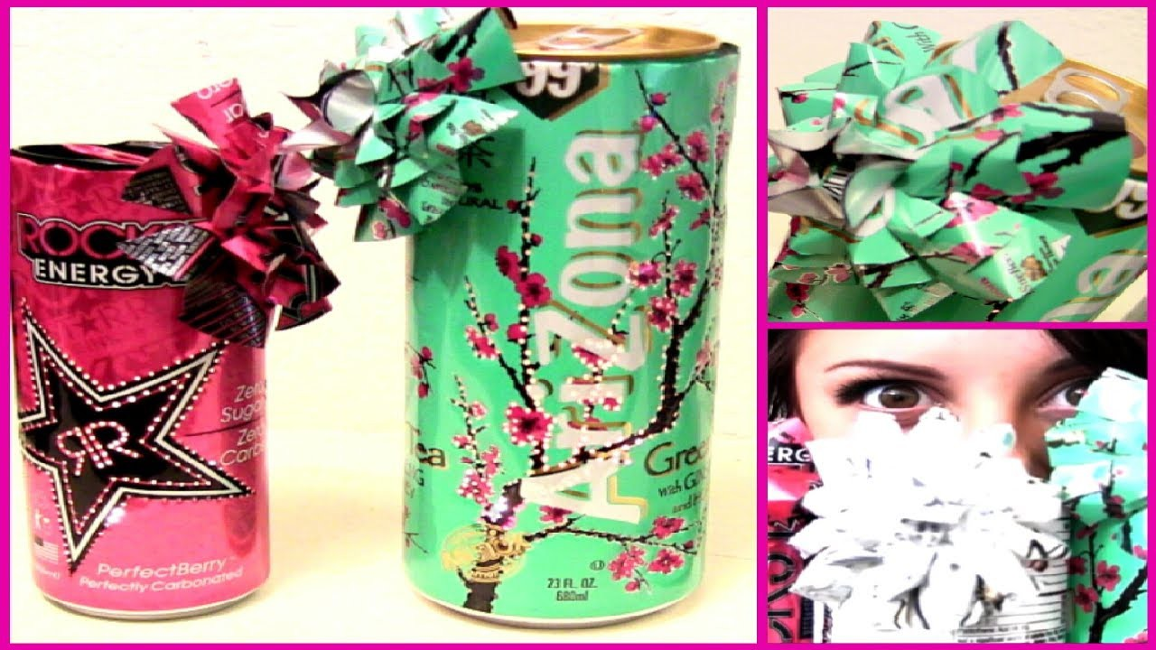 ❤ DIY Projects: Candle Lantern From A Arizona Can ❤ | LikeWowLala