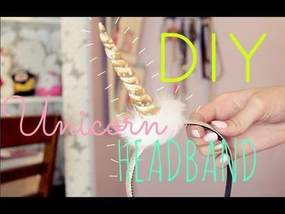 DIY Unicorn Headband Tutorial! | GettingPretty
