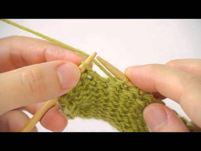 Episode 1: Wrap & Turn Knitting Tutorial - Short-row Knitting Tutorial