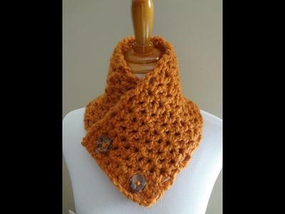 Episode 14: How to Crochet the Butternut Squash Neckwarmer