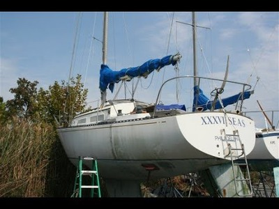 Fix up sailboat review 2013 and DIY projects