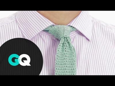 GQ Rules: Nothin' But Knit - Jim Moore GQ - GQ Rules