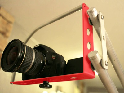 How to build a DSLR Crane Jib - DIY Tutorial