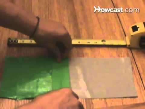 How to Craft a Duct Tape Backpack