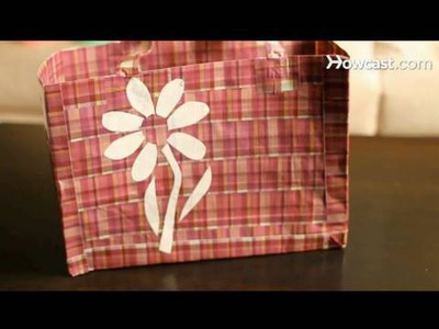 How to Craft a Duct Tape Tote Bag