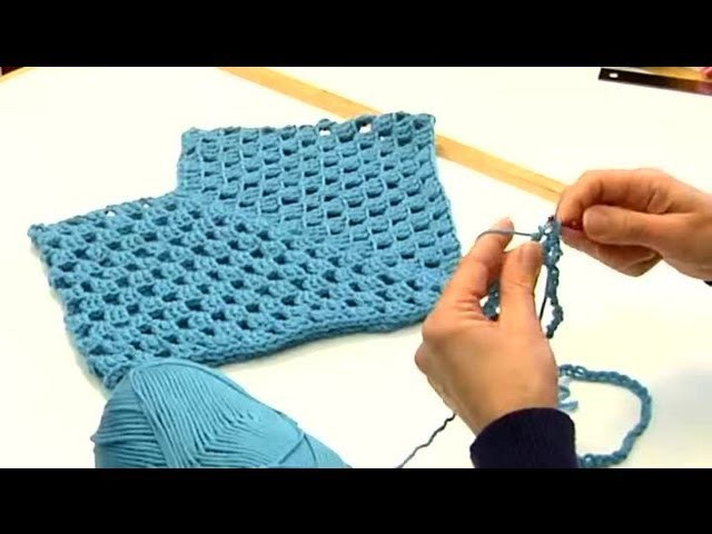 How to Crochet an Infant's Poncho : Crocheting Clothes for Kids