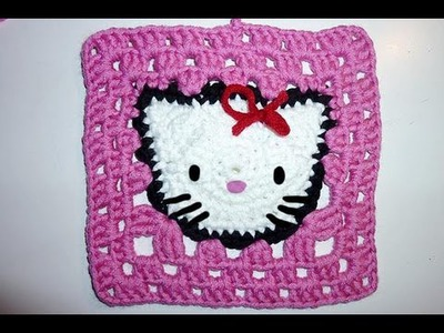 How to Crochet * Hello Lucy Granny Square * Part 2