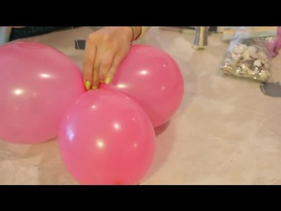 How to Decorate With Craft Wire & Balloons : Valentine's Day Crafts & More