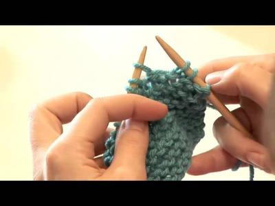 How To Do Wrap Stitch Knitting
