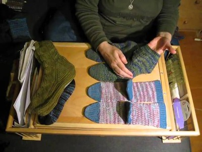 How to Knit Socks: Lesson 1, Materials and Tools