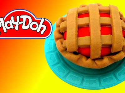 How to make Apple Pie out of Play Doh