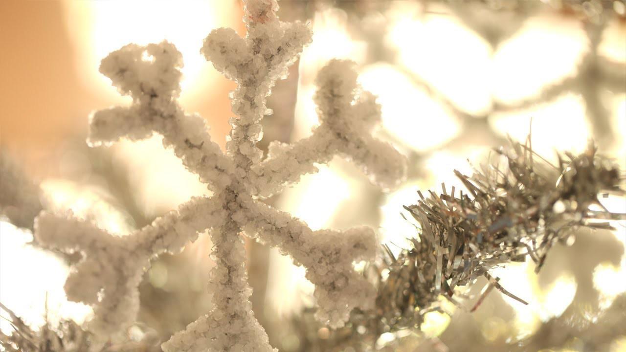 How to Make Borax Crystal Snowflakes (Kid Friendly DIY Craft) || KIN PARENTS