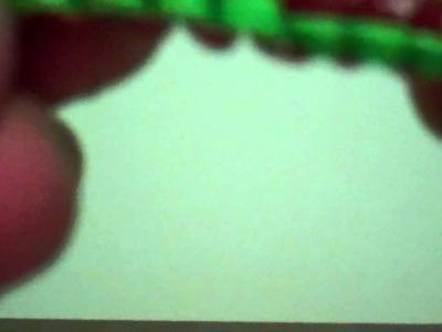 How To Make The Craft Lace Cobra Stitch