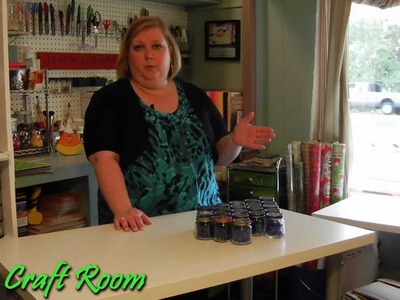 How to Set Up a Craft Room - AJ's Craft Room