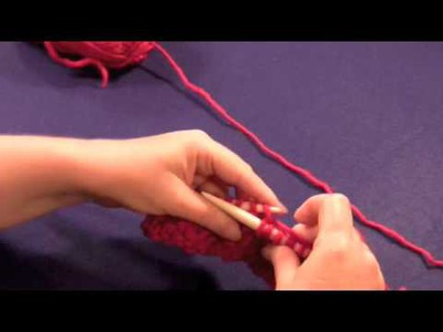 How to Un-knit and Un-Purl