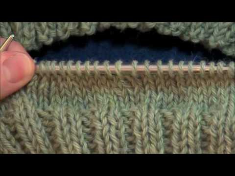 Knitting the Sweater Body--Part 2