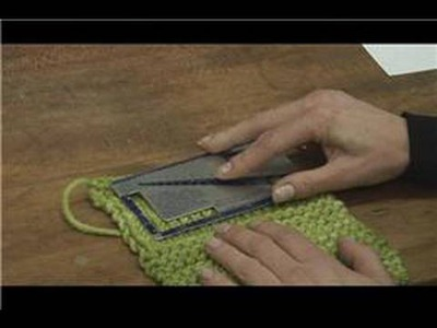 Knitting Tips : How to Gauge Knitting Stitches