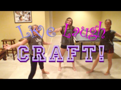 Live, Laugh, Craft! - How to Make the Ultimate Duct Tape Wallet