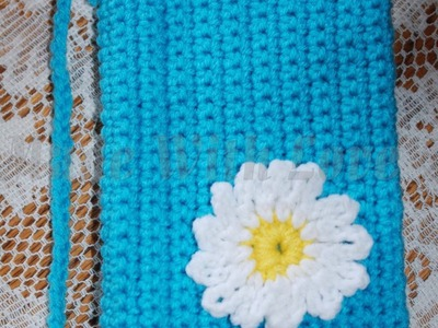 **My Very First Crochet Tutorial Ever. Glama's Daisy Book Cover