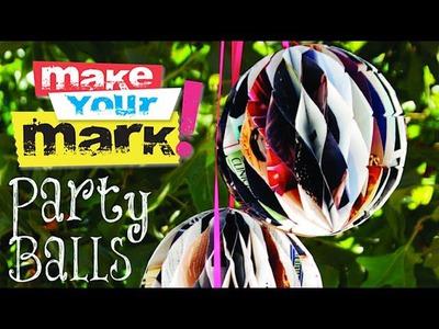 Party Balls DIY
