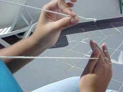 """Portuguese Knitting"" Lesson 1"
