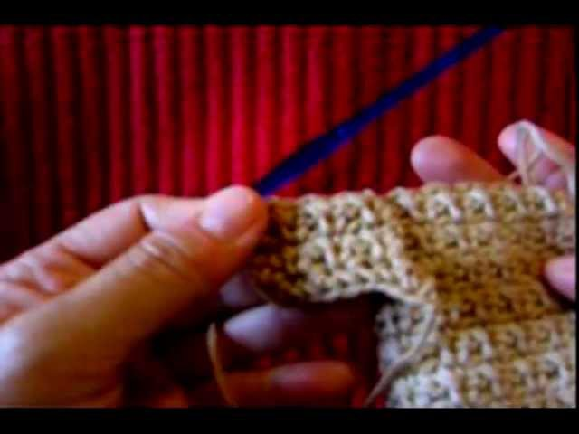 Tutorial coperta uncinetto - Crochet blanket tutorial