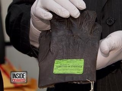 A Close Look At The Bloody Glove That Altered The O.J Simpson Trial