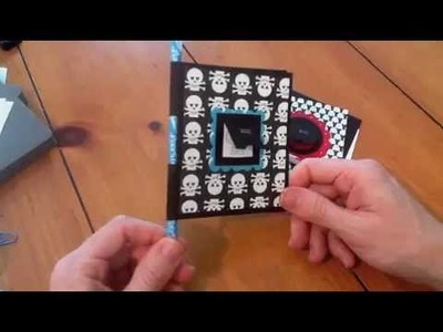 Cool paper Crafts: How to Make a Pixy Stix Card and holder