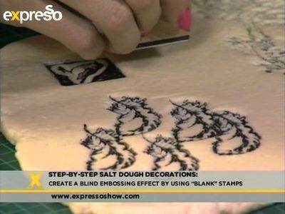 Crafts: Salt Dough Decorations (2.10.2012)